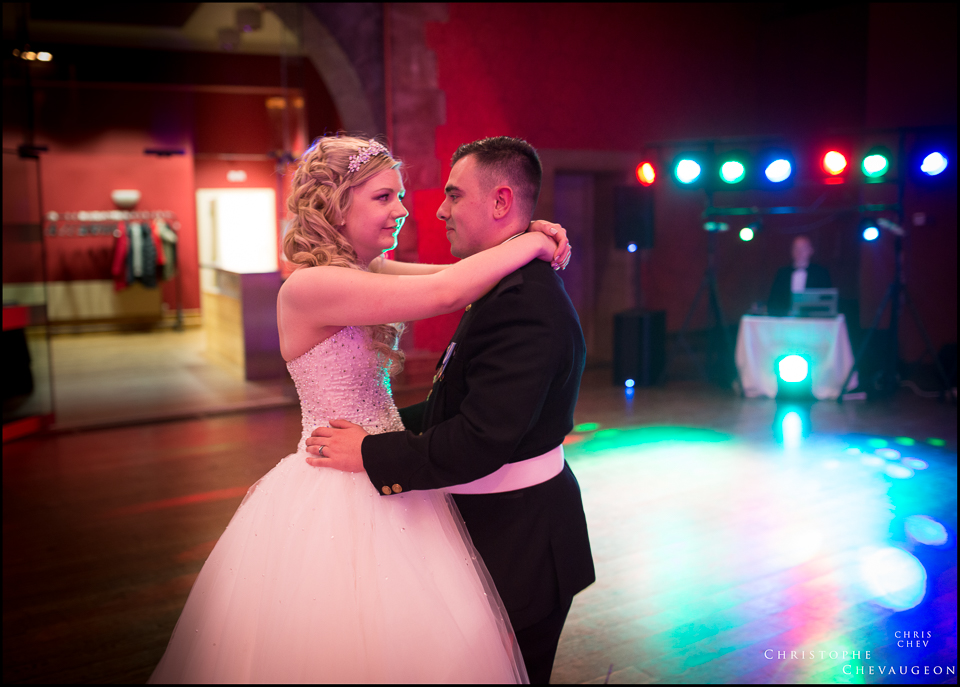 First dance at Alnwick Castle