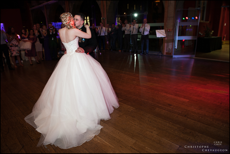North East Wedding Photographers First dance at Alnwick Castle