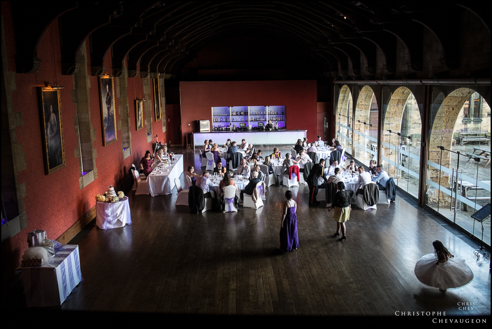 reception hall Alnwick Castle