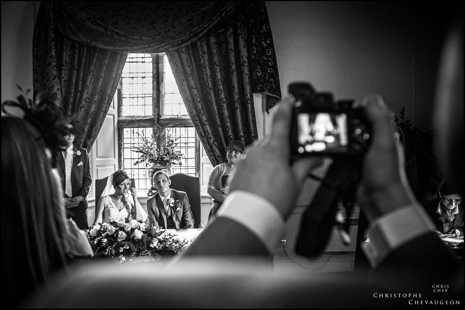 Bride and Groom Lumley Castle Wedding Photography