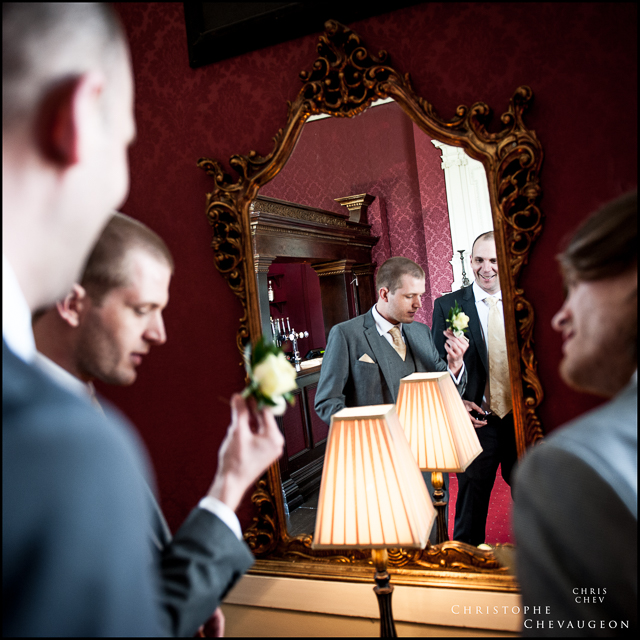 Groom Lumley Castle