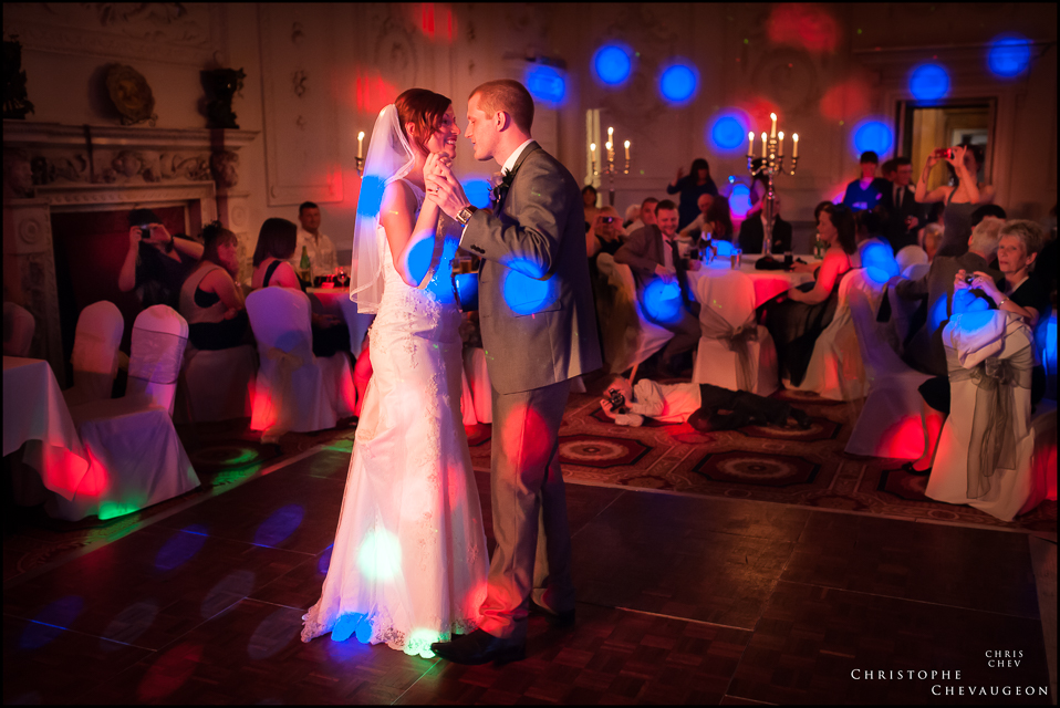 First Dance Lumley Castle