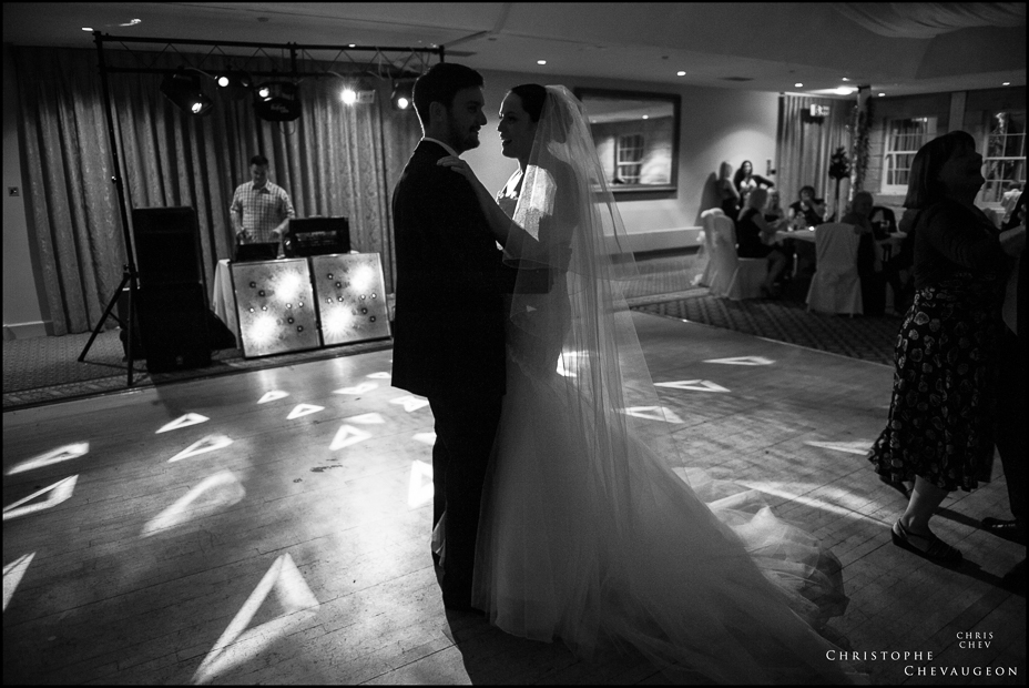 First dance at Linden Hall Northumberland