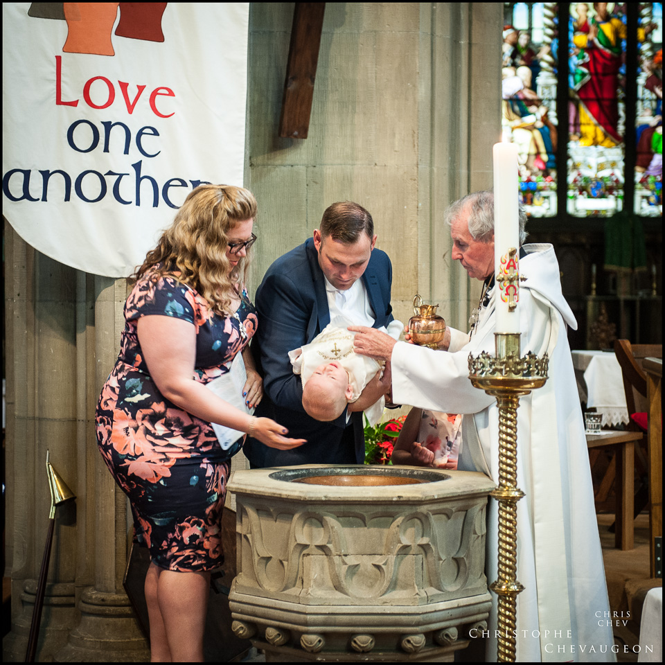 christening st Pauls Alnwick north East Event Photography