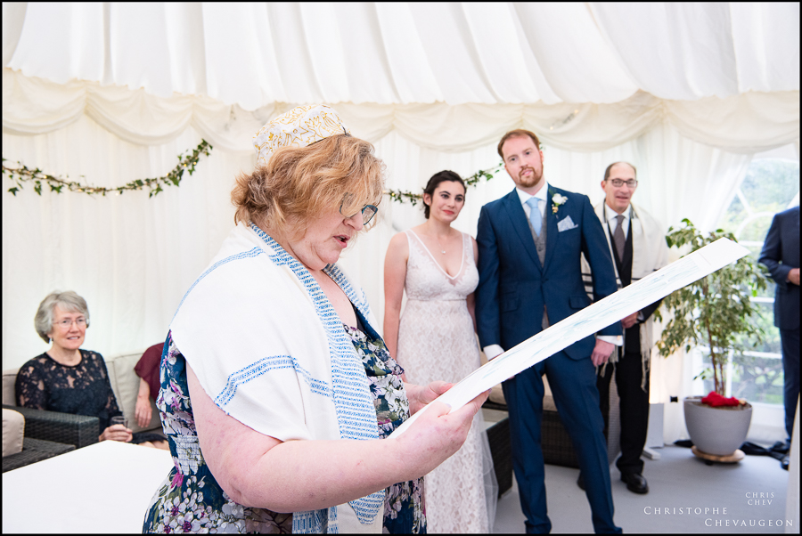 Jewish Quaker Wedding Photography in Darlington