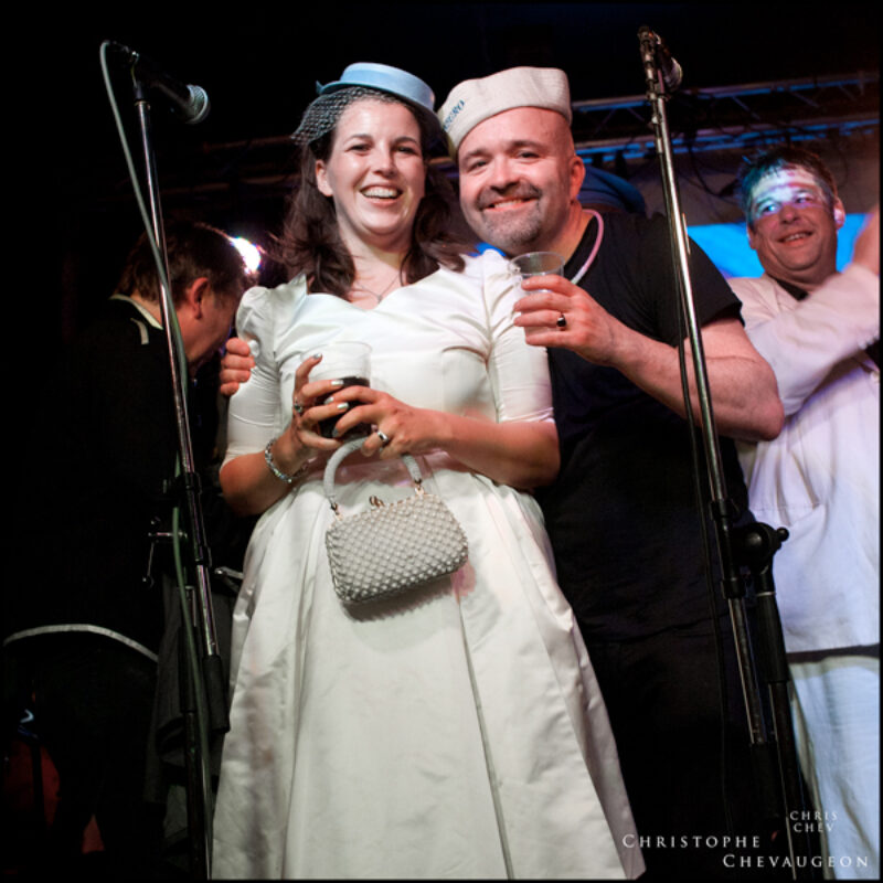 A Wedding Bash at the Cluny in Newcastle